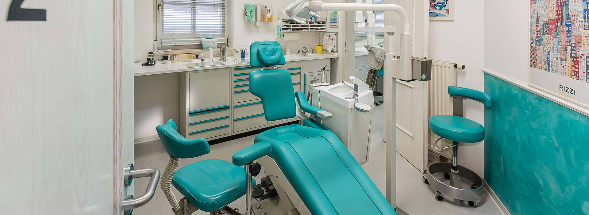 Behandlungszimmer 2 in der Zahnarztpraxis Münsing